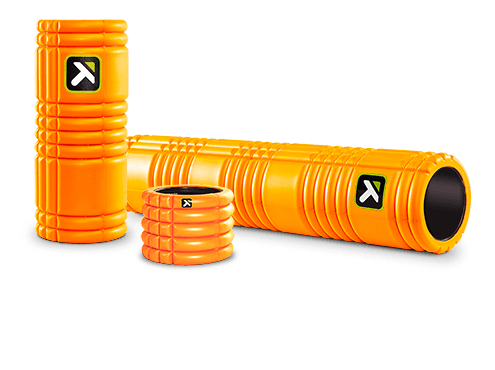 The GRID Foam Rollers